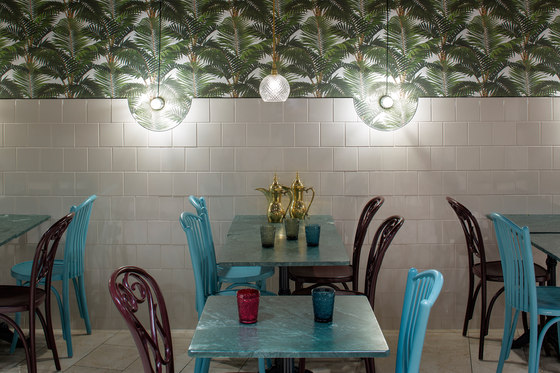 Comptoir Farouge by KOKO3 | Café interiors