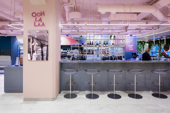 Ooh La Laa by KOKO3 | Bar interiors