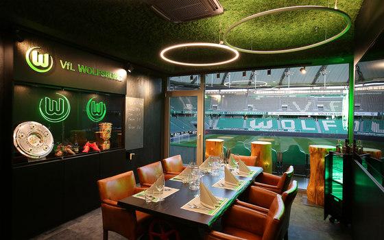 Vfl Wolfsburg Volkswagen Arena Vip Lounge By Freund