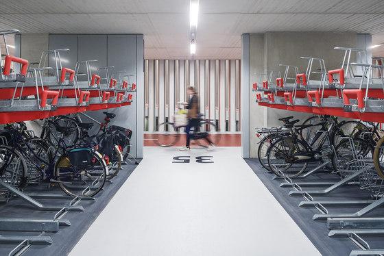 Utrecht Bicycle Parking Garage by Ector Hoogstad Architecten   Industrial buildings