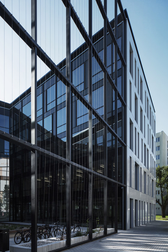 Piano Office Center by CMC Architects | Office buildings