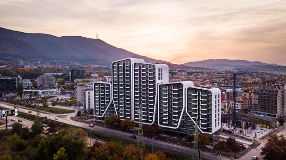 A3 - Advanced Architecture Apartments by Starh | Apartment blocks