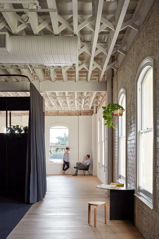 Cox Architecture`s new Brisbane studio by Cox Architecture | Office facilities