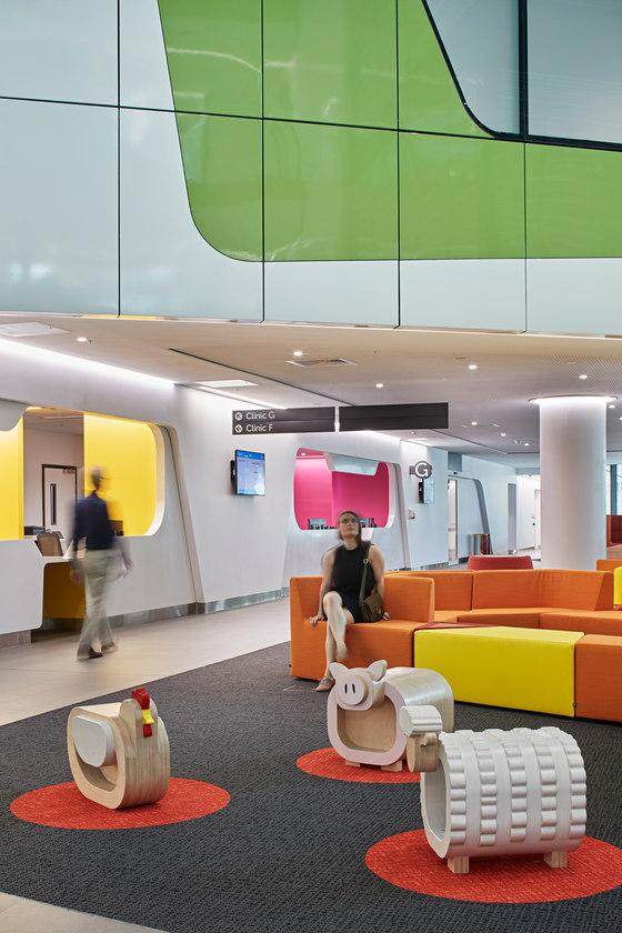 Perth Children's Hospital by Cox Architecture | Doctors' surgeries