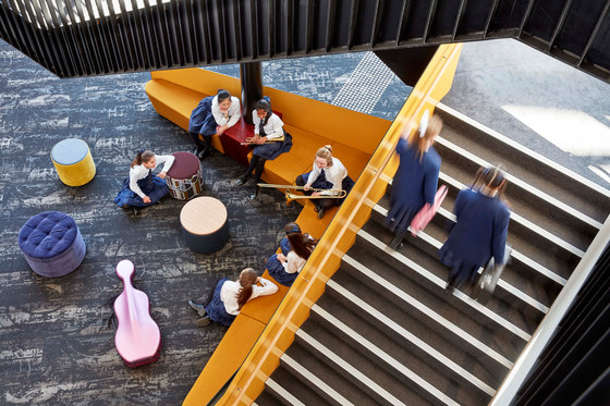 Presbyterian Ladies by Cox Аrchitecture | Schools