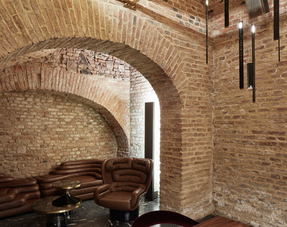 krypt.bar by Büro KLK | Bar interiors