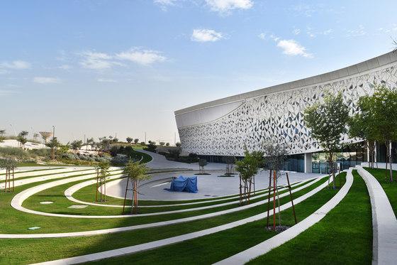 Qatar Faculty of Islamic Studies von Mangera Yvars Architects | Universitäten