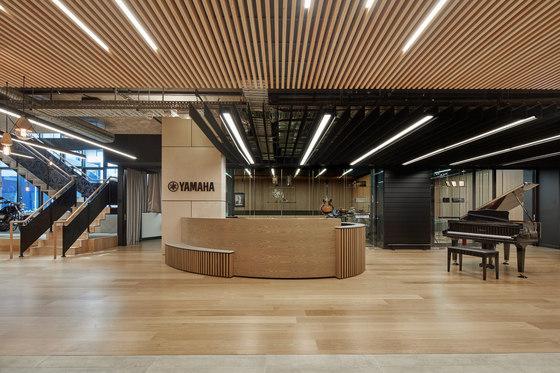 Yamaha music australia by studiomint office facilities for Yamaha headquarters usa