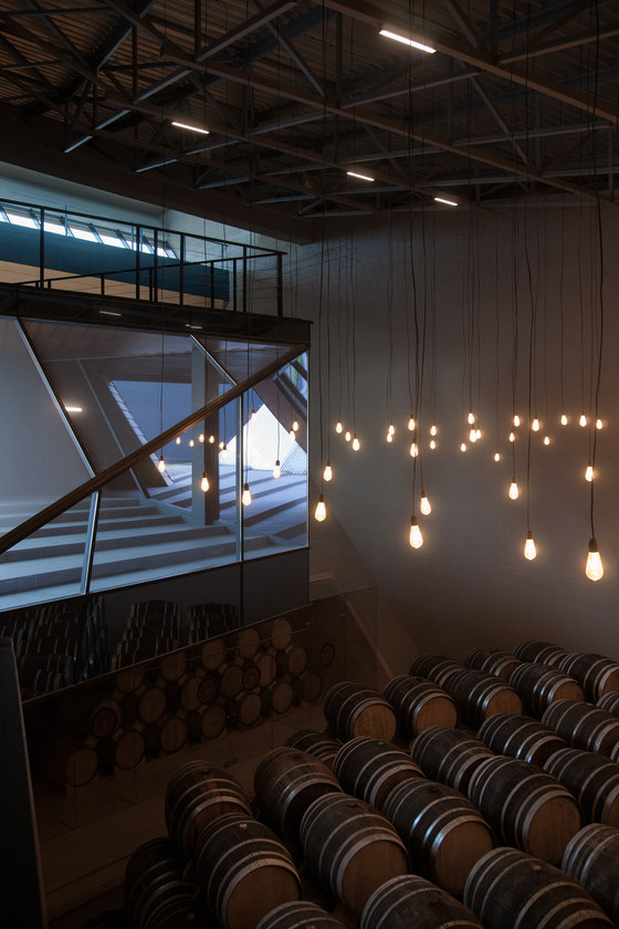 Wine and Brandy Distillery Museum & Warehouse by Totement/Paper | Museums