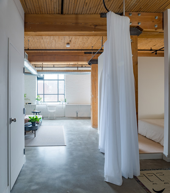 Broadview Loft by Studio AC | Living space
