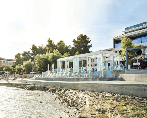 Boutique Hotel Rivalmare by GIBUS   Manufacturer references