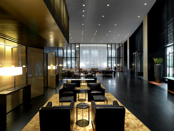 Bvlgari Hotel Beijing by Maxalto reference projects | Manufacturer references
