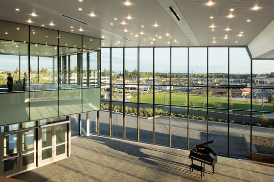 Federal Way Performing Arts and Event Center by LMN Architects | Concert halls