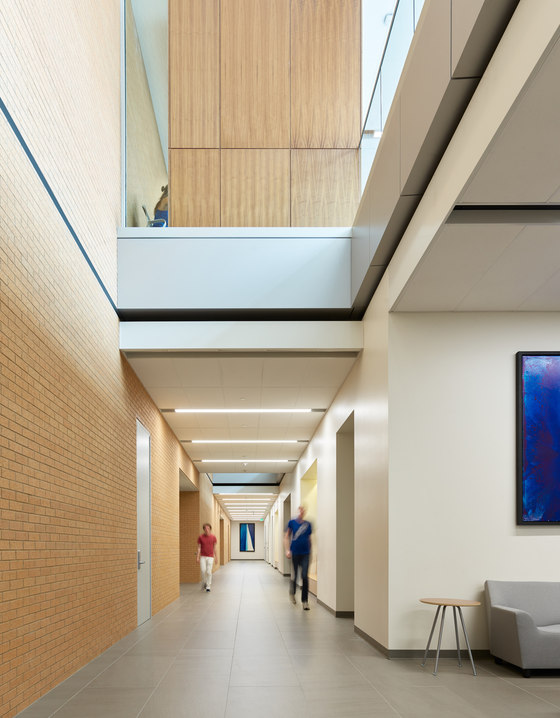 Jon M. Huntsman Hall by LMN Architects | Universities