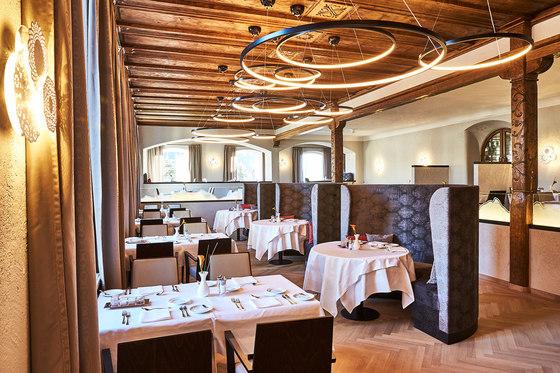 Steigenberger Belvedere Hotel di ITALAMP   Riferimenti di produttori