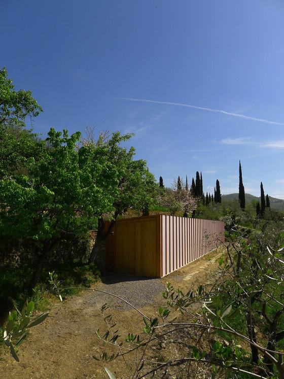 M Greenhouse de Lapo Ruffi Architetti | Casas Unifamiliares