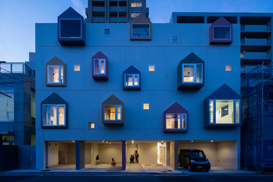 Morinoie nursery school by Masahiko Fujimori | Kindergartens / day nurseries