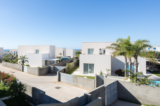 Garden Housing by Giuseppe Gurrieri | Detached houses