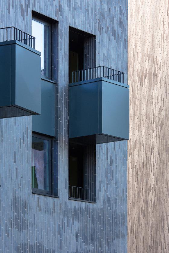 City Park West by Pollard Thomas Edwards | Apartment blocks