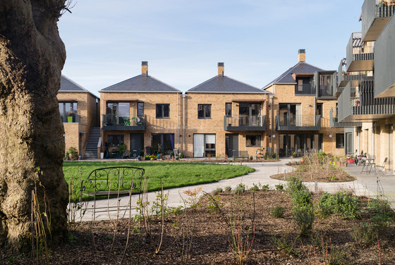 New Ground Cohousing By Pollard Thomas Edwards Semi