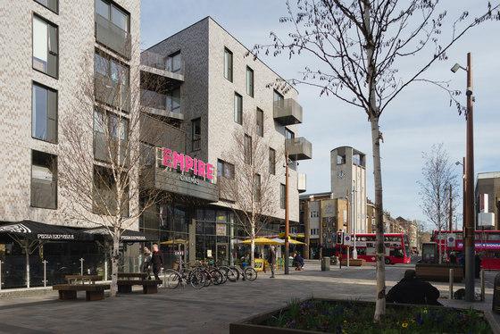 The Scene by Pollard Thomas Edwards | Apartment blocks