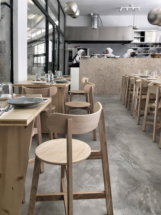 Mezze by Branca Lisboa reference projects | Manufacturer references