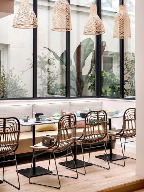 Hotel Doisy by BR Design Interieur | Hotel interiors