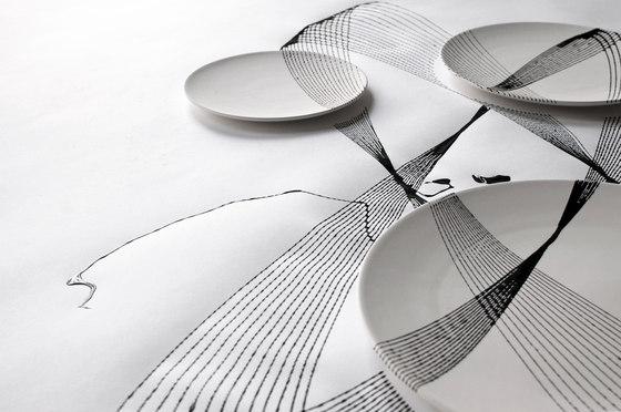 Oscillation Plates by David Derksen Design | Prototypes