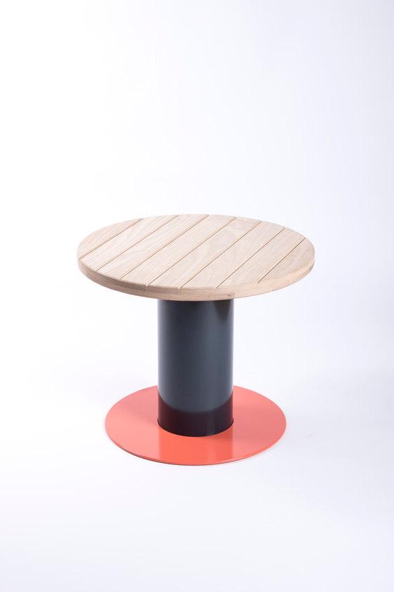 Reel Side Tables by David Derksen Design | Prototypes