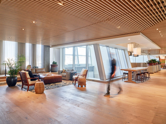 Tommy Bahama HQ by SkB Architects | Office facilities on movado house, calvin klein house, pottery barn house, coco chanel house, yves saint laurent house,