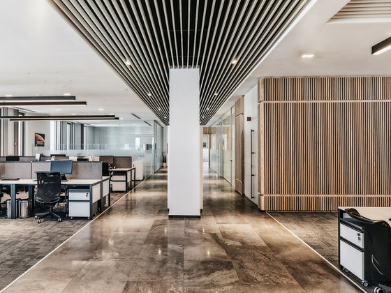 Aksa Acrylic HQ by escapefromsofa | Office buildings