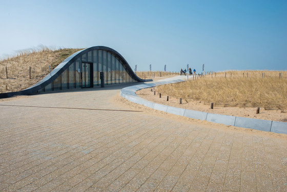 Underground Parking Katwijk aan Zee by Royal HaskoningDHV | Infrastructure buildings