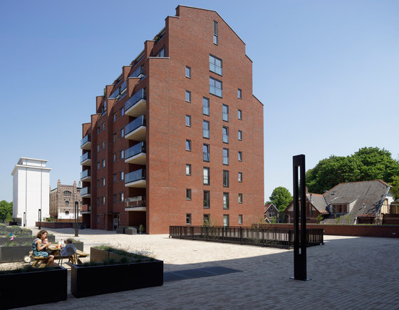Meyster's Buiten by Groosman | Apartment blocks