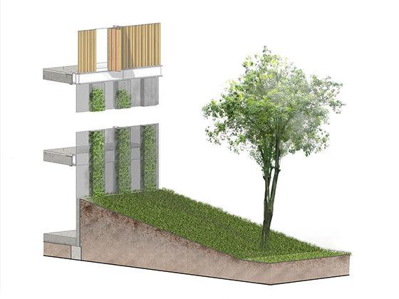 P+R Driebergen-Zeist by Groosman | Infrastructure buildings