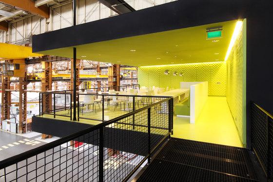 RDM Innovation Dock by Groosman   Office facilities