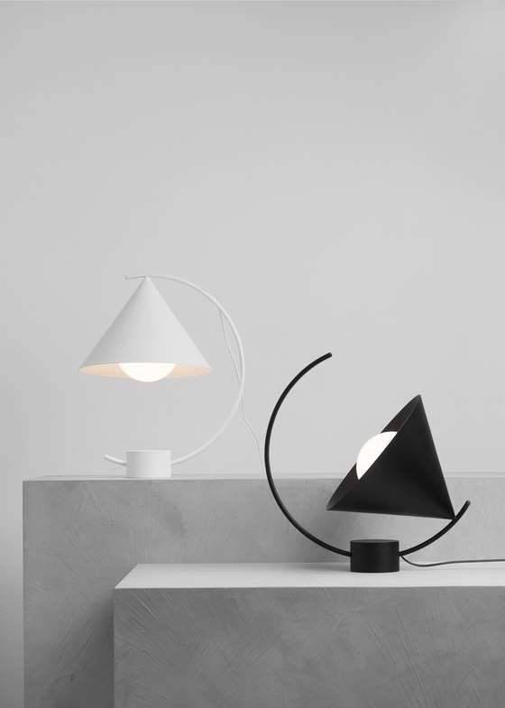 Meridian Lamp by Regular Company | Prototypes