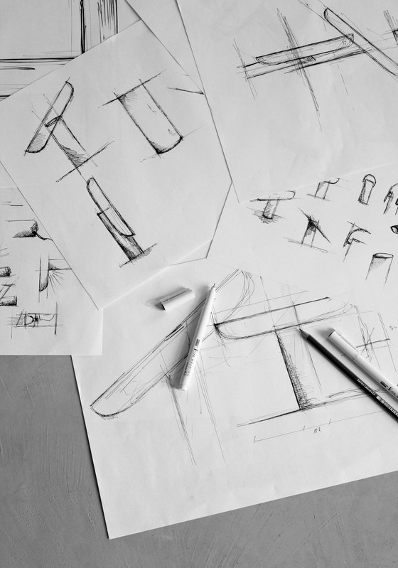 T.I lamp by Regular Company | Prototypes