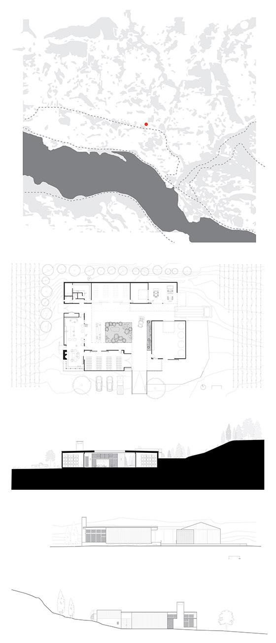 COR Cellars by goCstudio | Restaurants