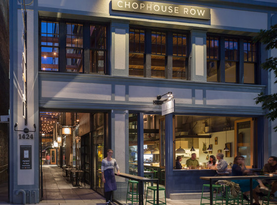 Chophouse Row by SKL Architects | Office buildings