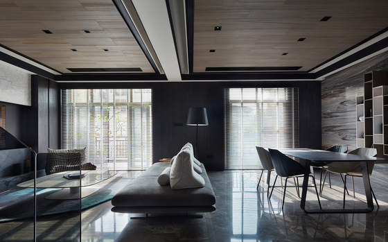 Black Soul by Alex Xie   Living space