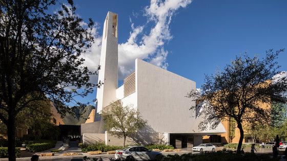 Parish Church In Pueblo Serena by Moneo Brock Studio | Church architecture / community centres