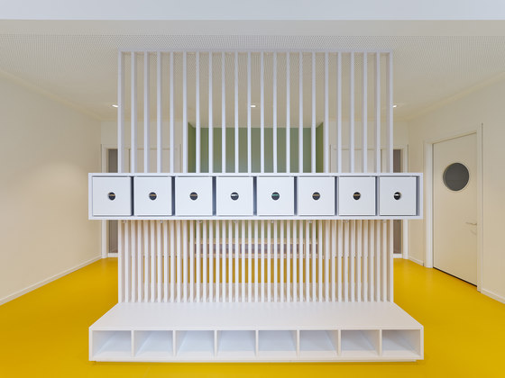 Kinderhaus St. Elisabeth by Schleicher Ragaller Architects | Kindergartens / day nurseries