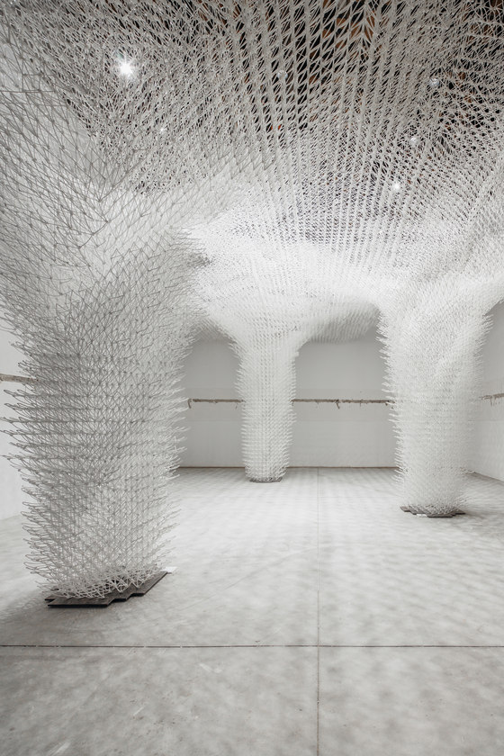 Cloud Pergola by Bruno Juricic | Installations