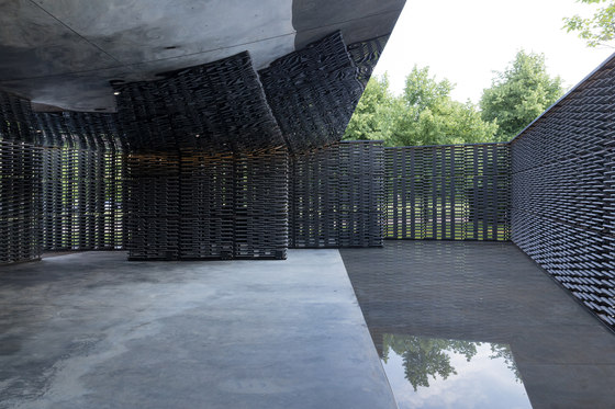 Serpentine Pavilion 2018 by Frida Escobedo | Installations