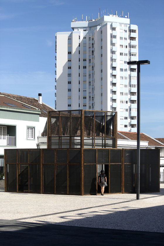 Gallery Pavilion by JQTS | Installations