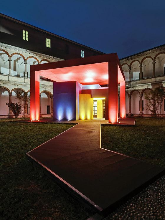 Colors on the move by Aldo Cibic | Installations