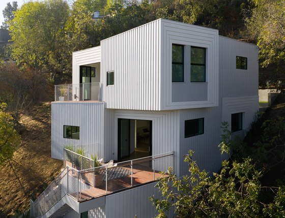Stack House by FreelandBuck | Detached houses