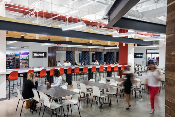 Delta Airlines HeadQuarter by Marca Corona | Manufacturer references