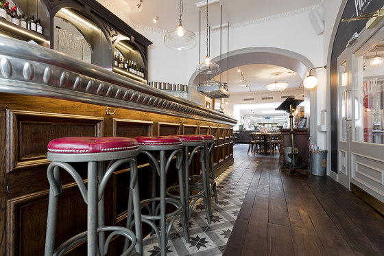 Bistrot Pierre by Marca Corona | Manufacturer references