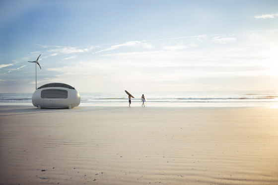 Ecocapsule by Nice Architects | Detached houses